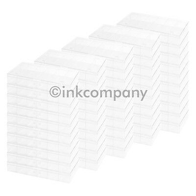 50x 12's Sorting box Collector's box for metal transparent new