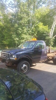 2000 Ford F-550  2000 Ford F-550 7.3 4x4