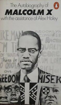 The Autobiography of Malcolm X by Malcolm X (Paperback, 1976)