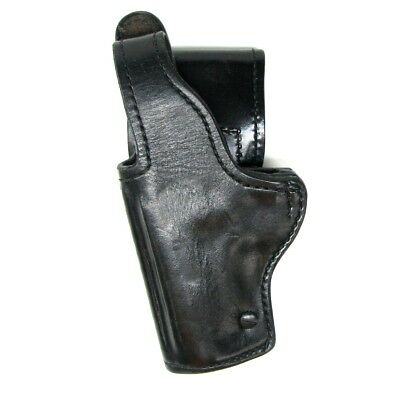 Leather Holster fits Smith & Wesson 459 659 5903 5904 5906 6906 Left Hand