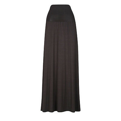 BNWT Bamboo Body Isy Long Maxi Skirt Black Size L (14) suit maternity dress