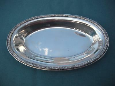 INTERNATIONAL SILVER Co. PRELUDE TRAY J57