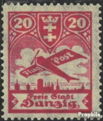 Gdansk 203 unmounted mint / never hinged 1924 Airmail
