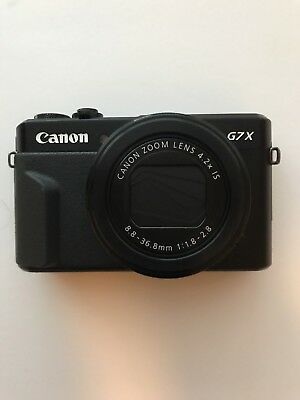 Canon G7X Mark Ii Bundle