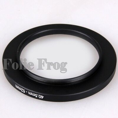 40.5mm To 52mm Step Up Filter Ring Adapter For Canon Nikon Sony DSLR Camera Lens