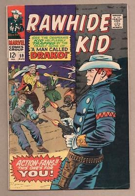 Rawhide Kid #59 - 7.0 F/VF - Original Owner Collection