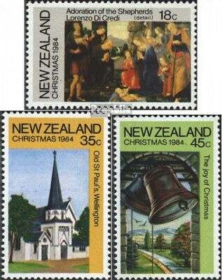New Zealand 909-911 (complete issue) unmounted mint / never hinged 1984 christma