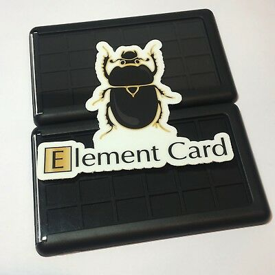 Empty Element Card Gold Bullion Case for Valcambi Combibars Silver Platinum