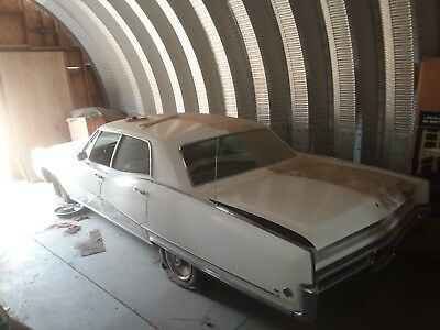 1968 Buick Electra  1968 Buick Eletra 225 limited 4 Door With 20,000 miles on the REBUILT 430 4bbl