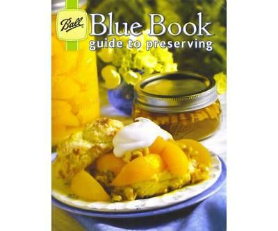 Ball Mason Blue Book Guide to Preserving - FREE SHIPPING AUSTRALIA WIDE
