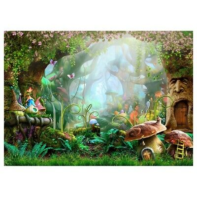 7x5ft Fairytale Background Photographical Backdrops for Photo Studios Kids M6V7