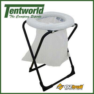 OZtrail Toilet Chair with Bag