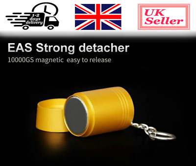 Uk seller!!!Eas system strong detacher 10000GS magnet for security tag detacher