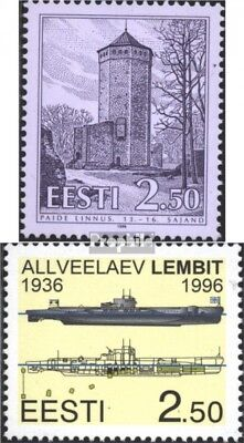 Estonia 272,273 (complete issue) unmounted mint / never hinged 1996 special stam