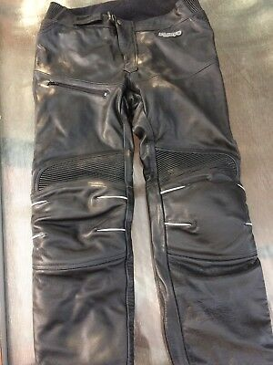 Motorcycle Leather Jacket And Pants