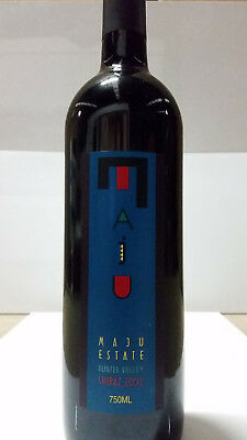 2002 Maju Estate Shiraz
