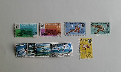 cayman islands stamps.