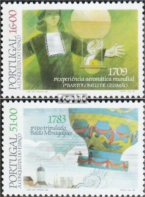 Portugal 1612-1613 (complete issue) unmounted mint / never hinged 1983 Aviation