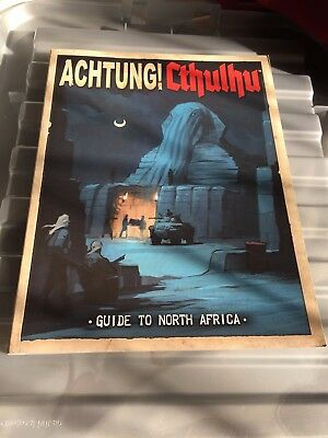 Guide To North Africa - Achtung Cthulhu