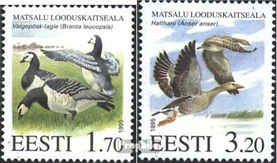Estonia 245-246 (complete issue) unmounted mint / never hinged 1995 Reserve Mats