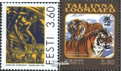 Estonia 332,333 (complete issue) unmounted mint / never hinged 1998 special stam