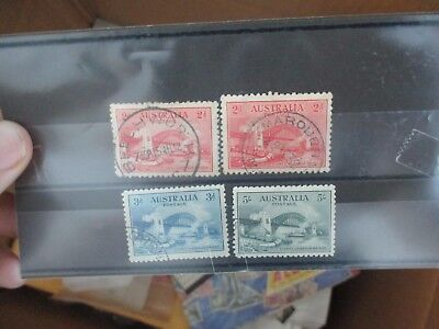 ESTATE: Unchecked unsorted in Box Noted 5/- Bridge Set - AMAZING   (1736)