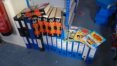 Beano Massive Job Lot of Issues from 1980-2002