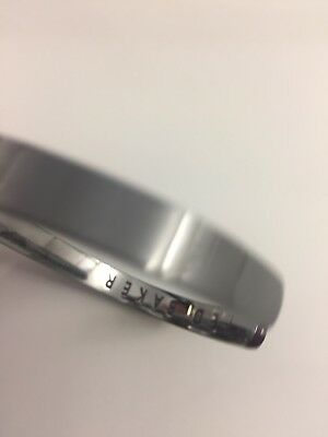Ted Baker Brushed Metallic Cuff RRP $109