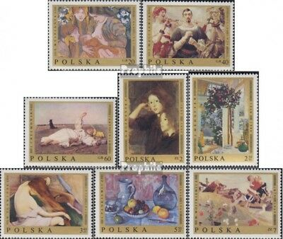 Poland 1941-1948 (complete issue) unmounted mint / never hinged 1969 Polish Pain