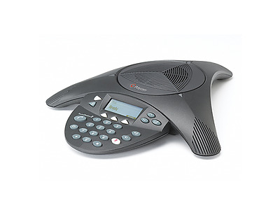 Polycom SoundStation 2 Conference Phone with Module