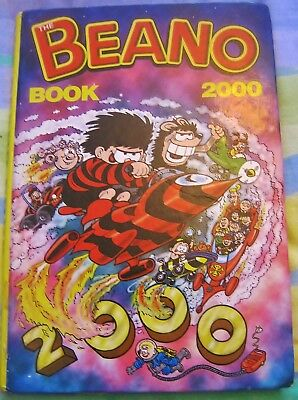 Beano Annuals from 2000, 2003, 2004, 2005 & 2006
