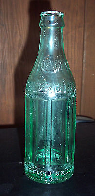 "CHEERWINE - 6 Fluid Ounces -  Soda Bottle - ""Salisbury, N. C."" - Good Condition"