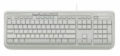 Microsoft 600 Wired Keyboard - White. From the Official Argos Shop on ebay