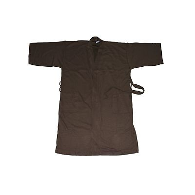 Canyon Rose Waffle Weave Unisex Spa Robe Extra Large Brown