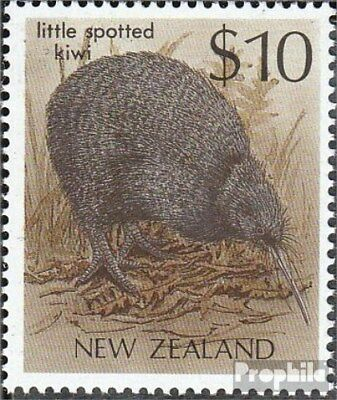 New Zealand 1070 (complete.issue.) unmounted mint / never hinged 1989 Birds