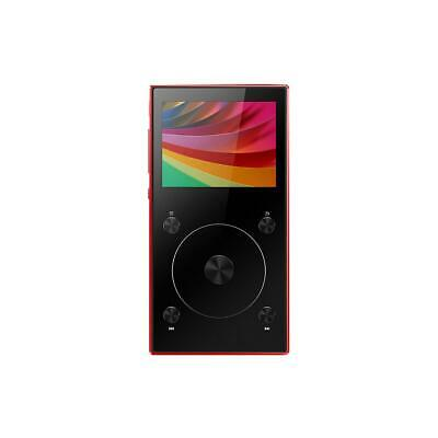 FiiO X3 Mark III 3nd Gen Portable High Resolution Lossless Music Player, Red