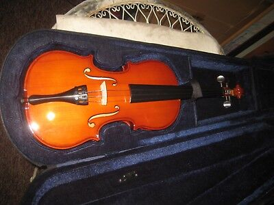 "PRIMAVERA 15"" VIOLA   model 100  AF009  + CARRY CASE"