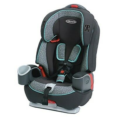 Graco Nautilus 65 3-in-1 Combination Harness Booster Car Seat, Sully NEW IN BOX
