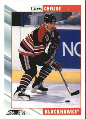1992-93 Score Hockey Cards Pick From List