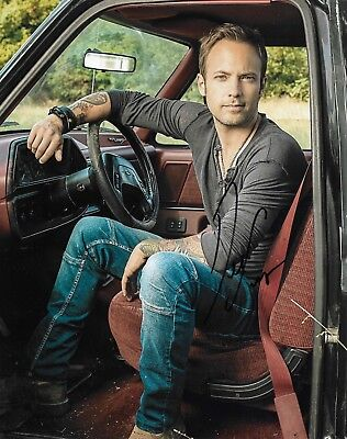 Dallas Smith Signed 8X10 Photo Exact Proof Coa Autographed Default 3