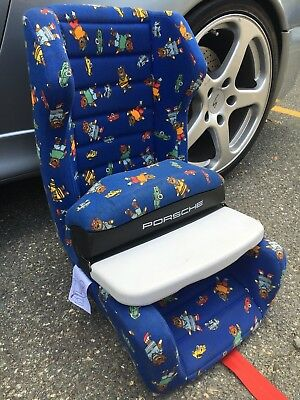 Porsche OEM Safety Booster Child Car Seat