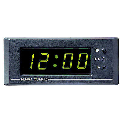 VDO LCD Digital Clock 370.311