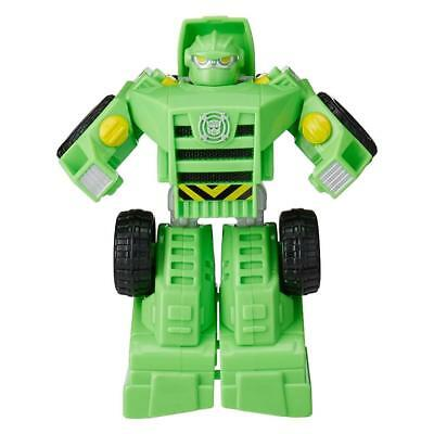 Playskool Transformers Boulder the Construction-Bot Rescue Bots Heroes CHOP