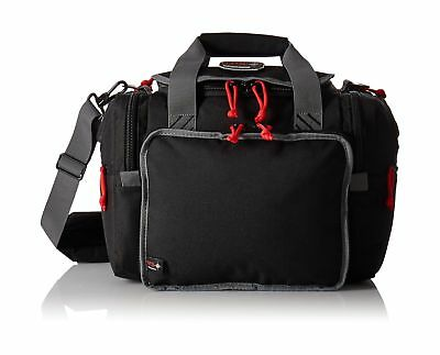 G.P.S. Medium Range Bag Black