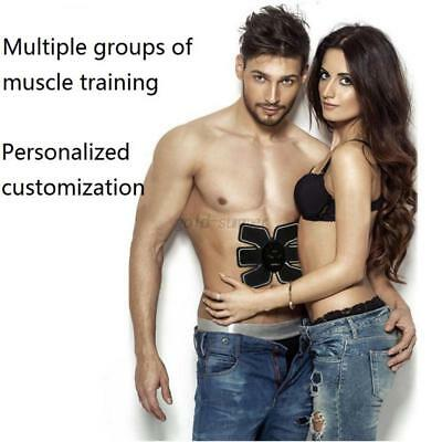 EMS Muscle Training Gear ABS Trainer Body Magic Fitness Shape Home Exercise