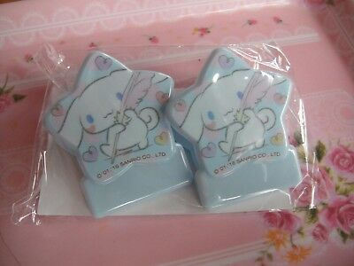 Sanrio Cinnamoroll  too cute♡ Star shape Clips 2 sets NEW from Japan
