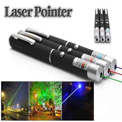 Cool 650nm Red Laser Pen Strong Visible Light Beam Laster Pointer Gifts Economic