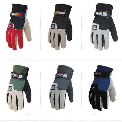 Hot Fashion Windproof Thermal Winter Gloves Motorcycle Ski Snowboard Economic