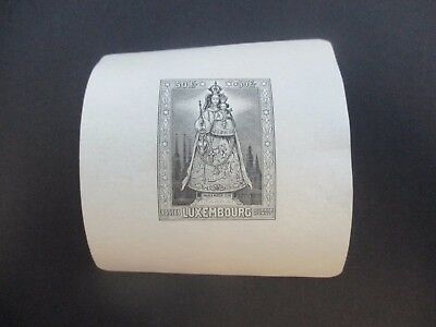 World Stamps: Luxembourg Mini Sheet Mint - Rare Items (T16)