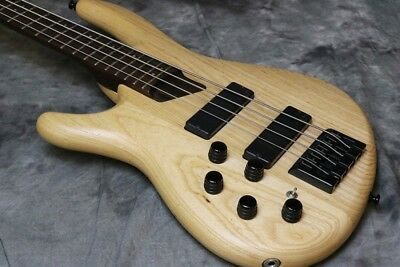 Cort B4 LH Natural Lefty Left Handed F/S from Japan